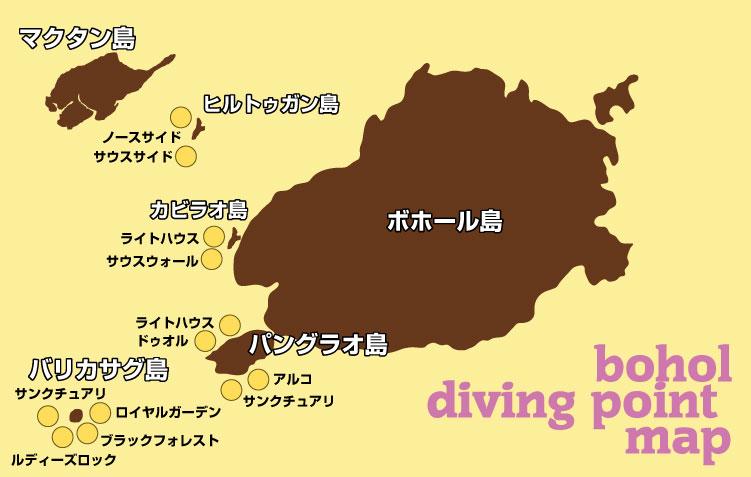 point_map_bohol